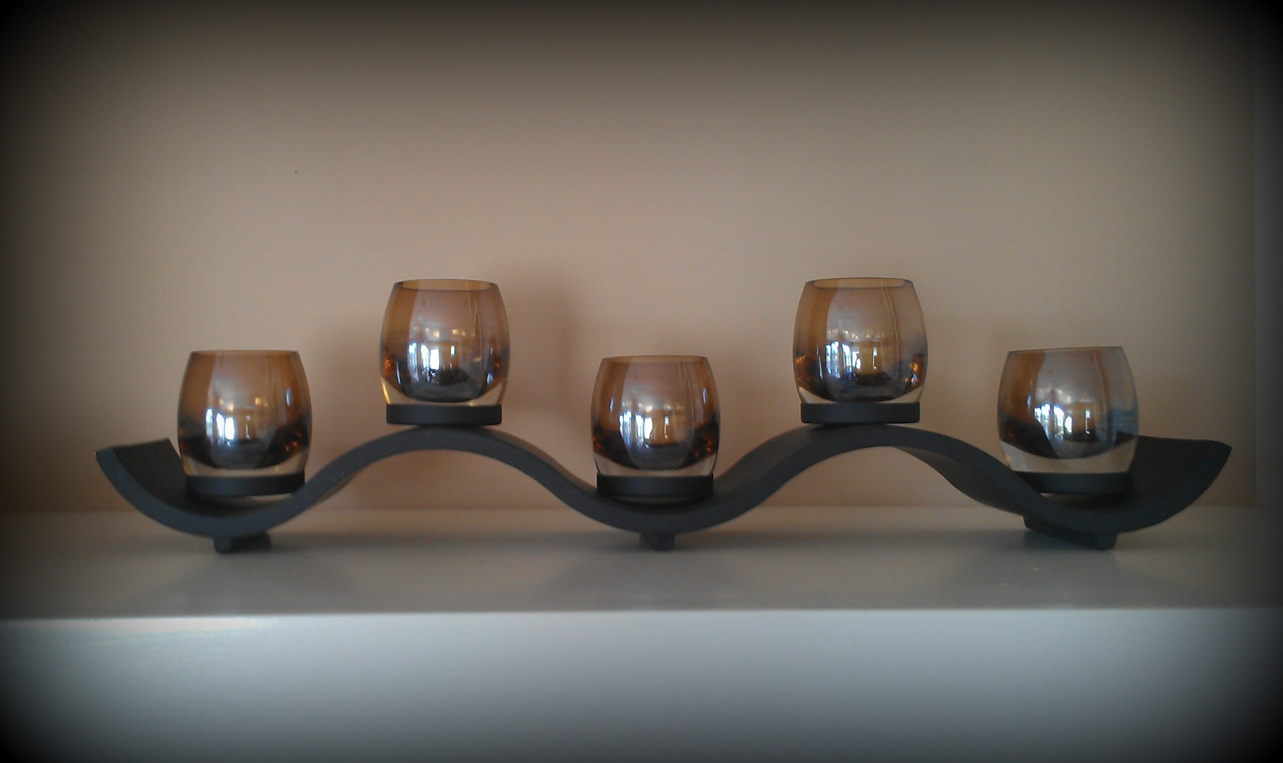 Flameless candles ranchandsyrup for Mantle holders